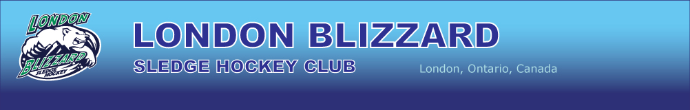 London Blizzard Sledge Hockey Club